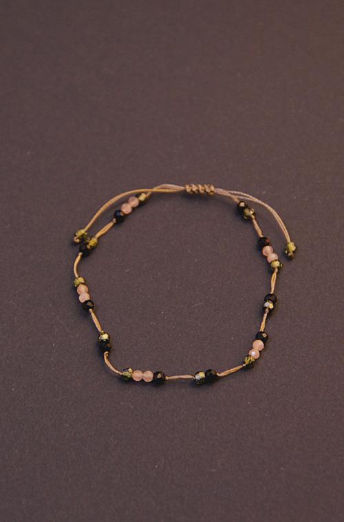 bracelet porte bonheur