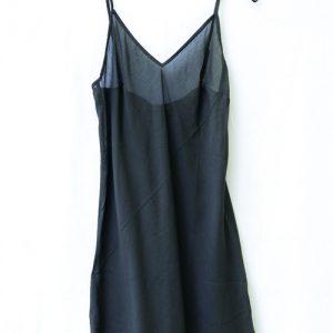 nuisette courte noire