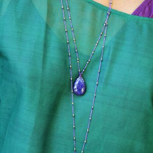 talisman purple lapis