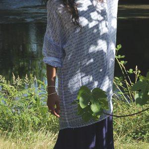 tunique voile de coton